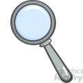 Royalty-Free-RF-Copyright-Safe-Gray-Magnifying-Glass