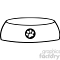 Royalty-Free-RF-Copyright-Safe-Dog-Bowl