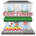 vintage flower shop
