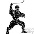 ninja clipart 019