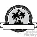 crest seal logo elements 016  gif, png, jpg, eps, svg, pdf