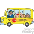 5047-clipart-illustration-of-school-bus-with-happy-children  gif, png, jpg, eps, svg, pdf