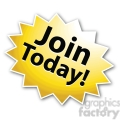 join today star burst icon right