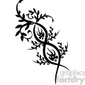 chinese swirl floral design 060  gif, png, jpg, eps, svg, pdf