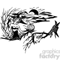 Halloween clipart illustrations 030