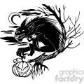 Halloween clipart illustrations 021
