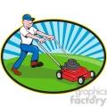 mower mowinglawn side