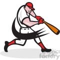 baseball hitter bat side low  gif, png, jpg, eps, svg, pdf