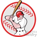 baseball player batting up ball  gif, png, jpg, eps, svg, pdf