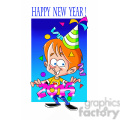 happy new year 2015 cartoon