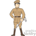 world war one officer soldier ISO