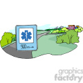 hospital sign gif, png, jpg, eps, svg, pdf