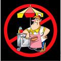 no hot dog sales