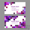 vector business card template set 040  gif, png, jpg, svg, pdf