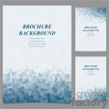 vector letter brochure template set 034  gif, png, jpg, svg, pdf