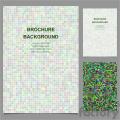 vector letter brochure template set 015  gif, png, jpg, svg, pdf