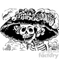 Jose Guadalupe Posada calavera catrina skull art 1903