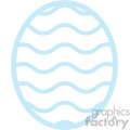 easter egg svg cut file 17