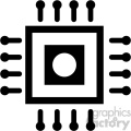 cpu mico processor icon