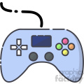 Controller clip art vector images