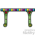 furniture cartoon table clipart