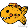 cartoon vector fish 001 c