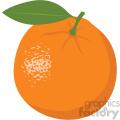 orange flat icon clip art
