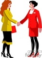work working occupational occupations people partners partnerships meeting hand shake   biznes-023-9-04 clip art people