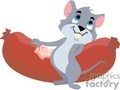 mouse mice rodent rodents house cartoon funny silly animal animals hot dog sausage sausages food gif, png, jpg, eps