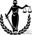 blind justice system