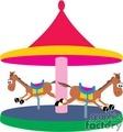 carousel horse003