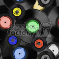 vinyl record seamless background