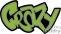 crazy graffiti
