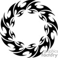flame flames graphics images viyl-ready vinyl vector cutter signage art tattoo tattoos round circle circles fire vehicle black white clipart clip art eps