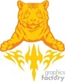 animal animals flame flames flaming fire vinyl-ready vinyl ready hot blazing blazin vector eps gif jpg png cutter signage tiger tigers wild cat cats big orange gif, png, jpg, eps