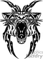 predator predators animal animals wild vector signage vinyl-ready vinyl ready cutter black white cat cats tiger tigers tattoo tattoos design designs gif, png, jpg, eps