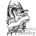 dragons template 035