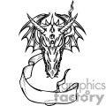 dragons template 039