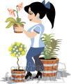 Spring Patio Planting