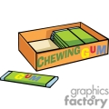 box of chewing gum gif, png, jpg, eps