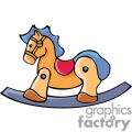 toy rocking horse gif, png, jpg, eps