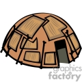 indian hut gif, png, jpg, eps