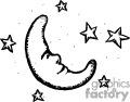Moon sketch