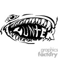 big mouth hunter graphic