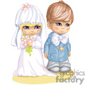 two cute children dressed for a wedding gif, png, jpg, eps