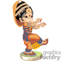 a little indian girl dancing gif, png, jpg, eps