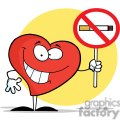 2915-red-heart-holding-up-a-no-smoking-sign  gif, png, jpg, eps, svg, pdf