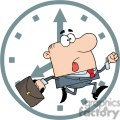 3253-Businessman-Being-Late