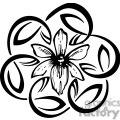 floral vignette 20 gif, png, jpg, eps, svg, pdf