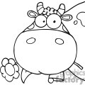 4133-cow-head-cartoon-character  gif, png, jpg, eps, svg, pdf
